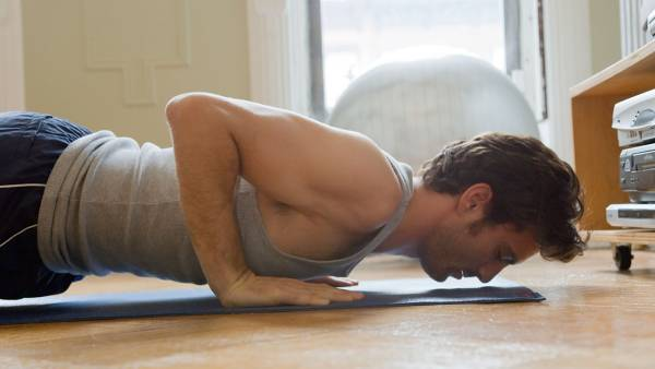 Home Pushup
