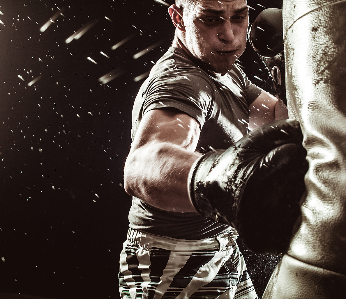5 savagely hard boxing workouts that'll get you in fighting shape