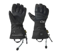 9. Outdoor Research Lucent Heated Gloves