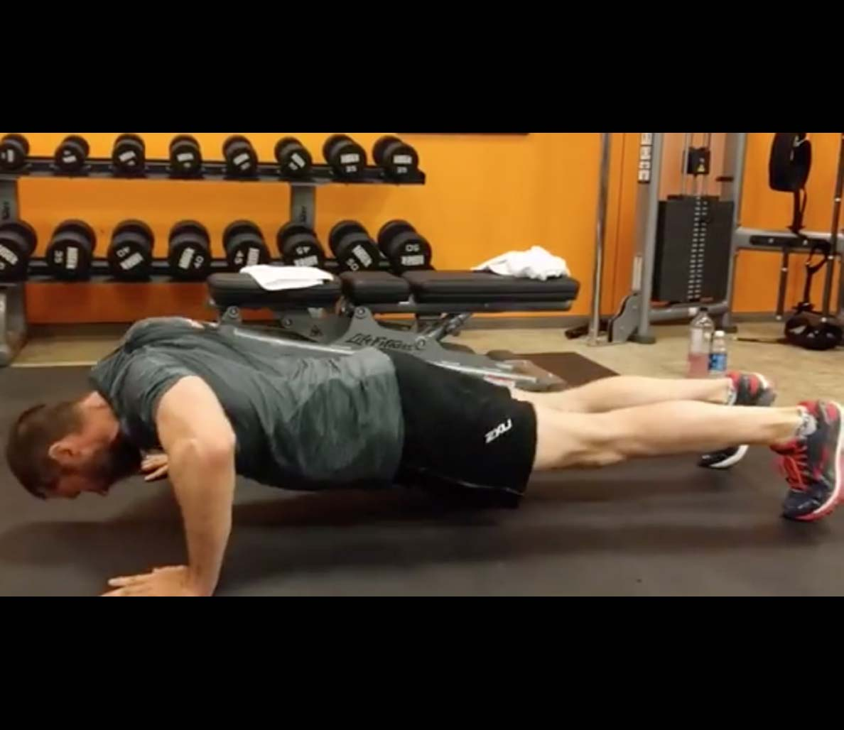 Hugh Jackman Uses Clap Pushups to Transform Into Wolverine. Here Are 3 Ways to Improve Yours. MensFitness.com