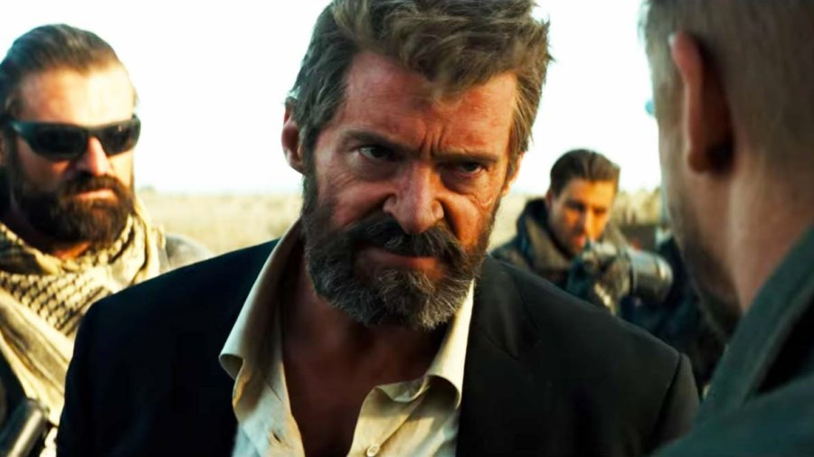 Hugh Jackman stars as Wolverine in 20th Century Fox's 'Logan.'