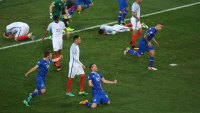Euro 2016 historic Iceland victory over England