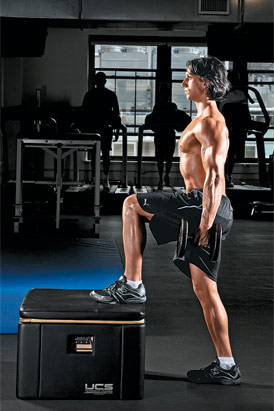 gain 10 pounds of muscle workout routine  men's journal