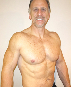 What does 8 lb of body fat look like