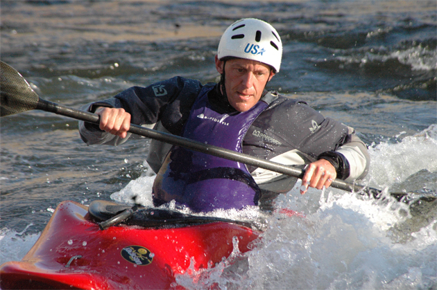 Olympic Gold Medalist Joe Jacobi Who Won The Two Man Canoe Slalom Event In 1992 Provided Some Insight Into How Different Training Is Between Whitewater