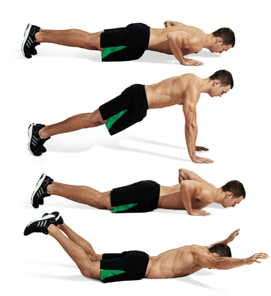 The Best Total Body Cardio Workout