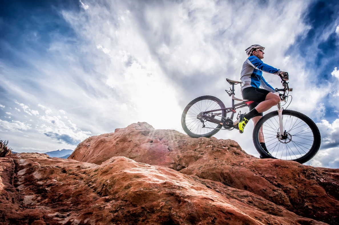 5 ways to instantly improve your mountain biking skills