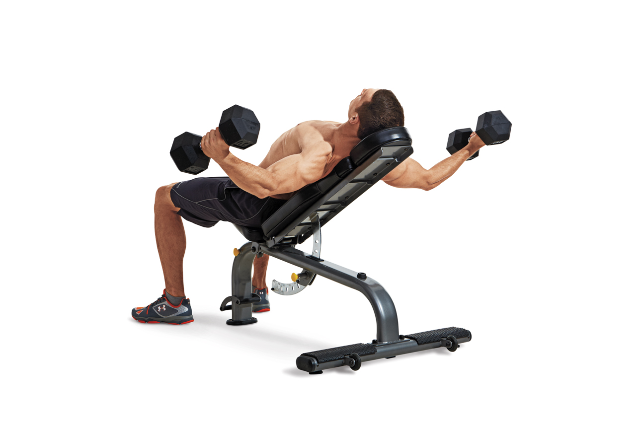 Chest routine perfect The 11