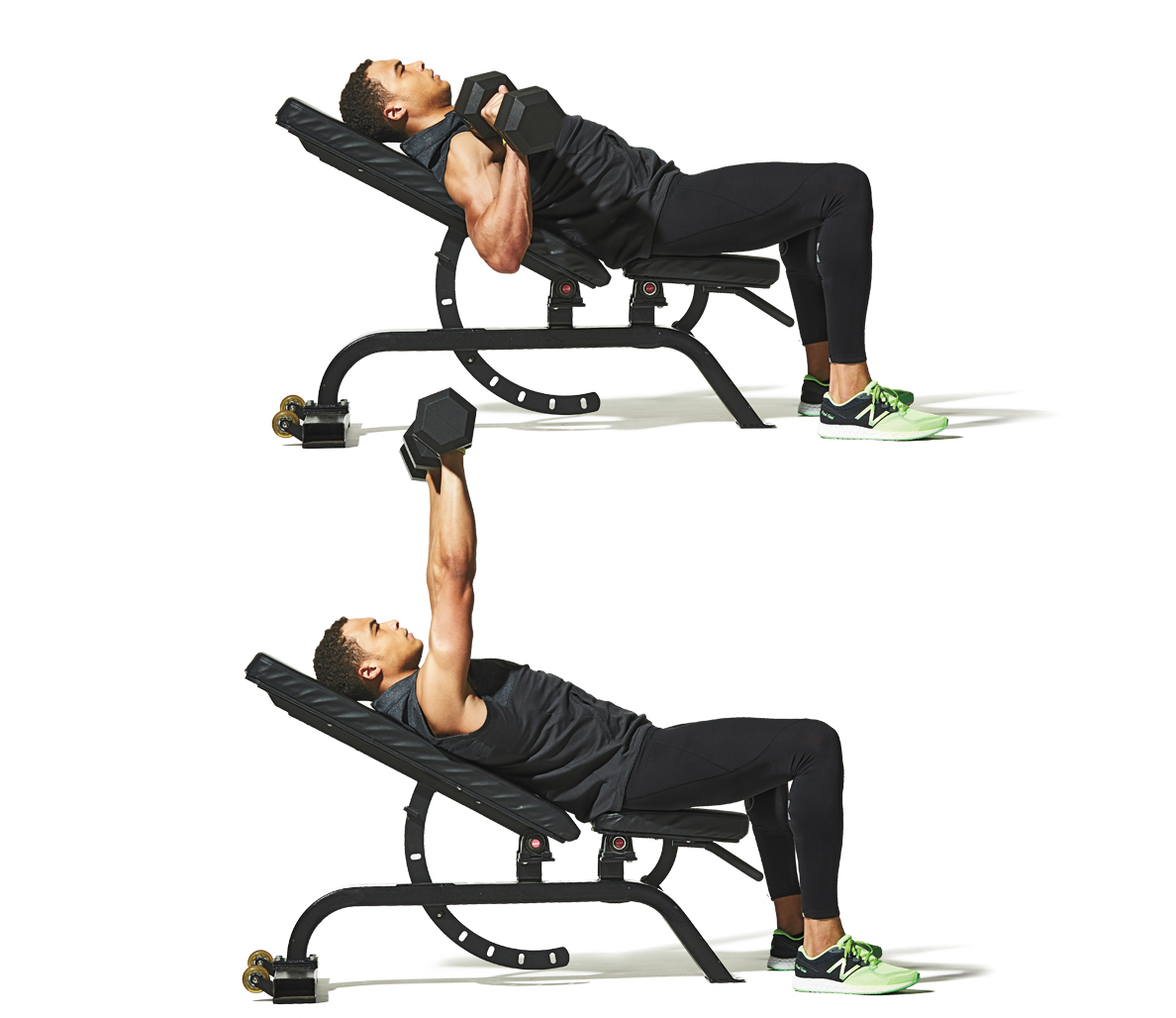 Exercise Of The Week Dumbbell Floor Press: The Powerlifting Training Plan: Week 1 Workout I