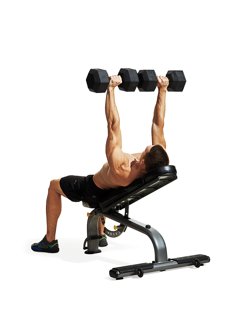 Chest routine perfect Build Your