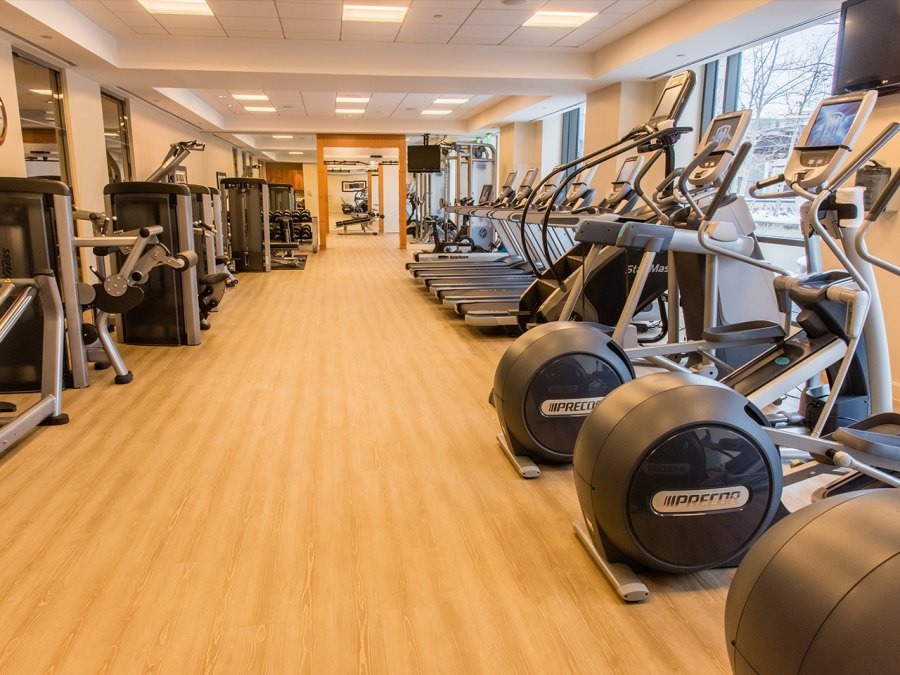 The best hotel gyms in the U.S. for a phenomenal workout