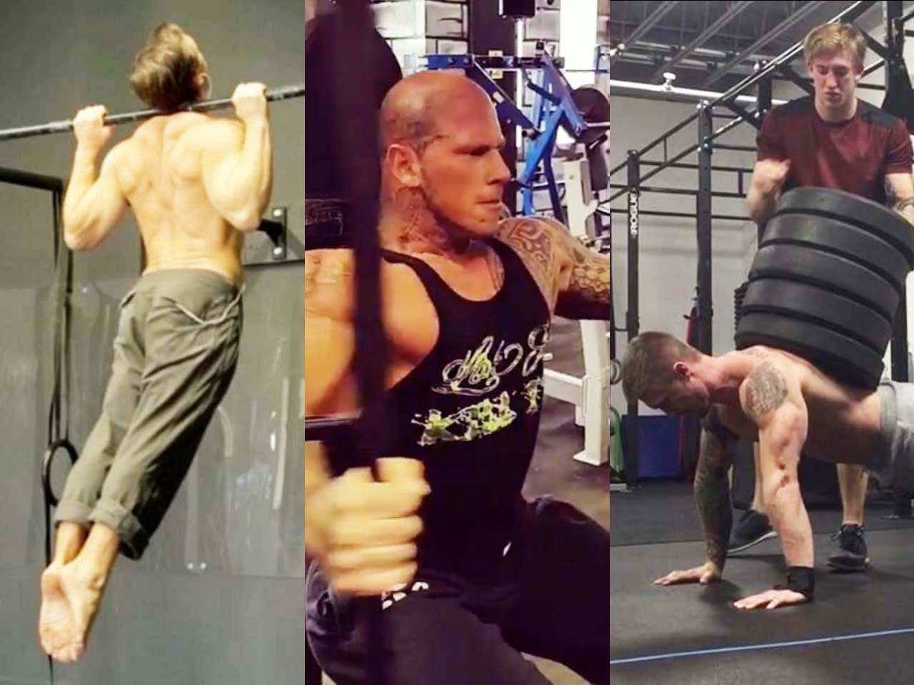 The Most Impressively Fit Instagrammers Of 2016