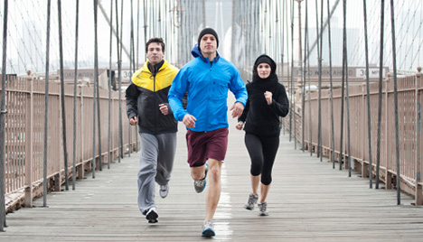 Interval Workout for City Dwellers [VIDEO]