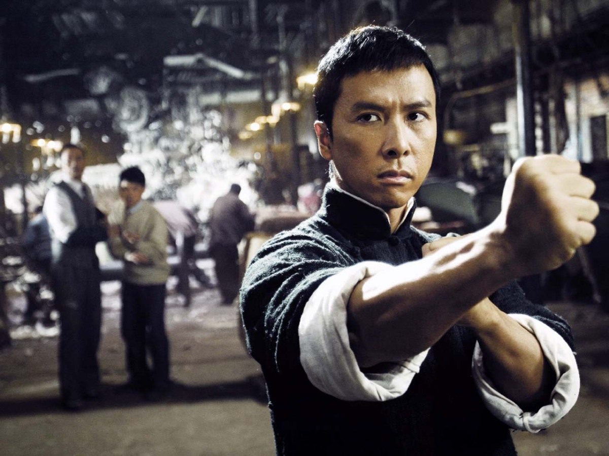 Donnie Yen's 15 Most Ass-kicking Instagram Workouts