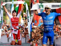 2017 Ironman World Championship Winners