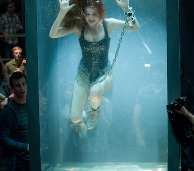 """Making Magic With the Cast of """"Now You See Me"""""""