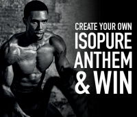 """If You're """"More Than Muscle"""" You Could Win a 3-Month Supply of Isopure"""