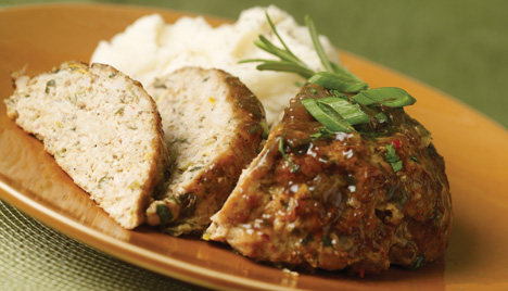 Tonight's Healthy Dinner Idea: a Recipe for Lean Meatloaf