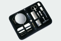 10. A grooming kit