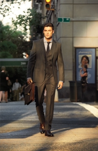 1. A tailored suit