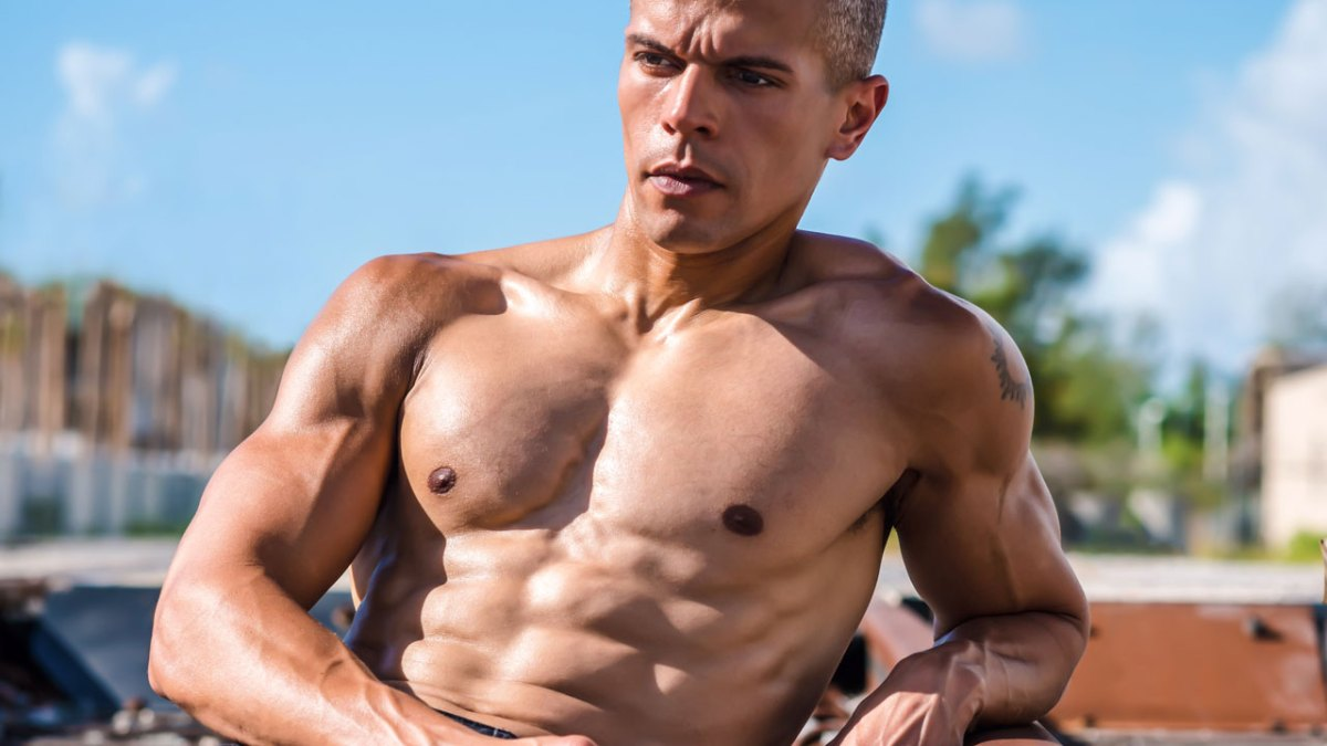 The ESPN reporter that's as shredded as the pros