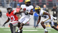 5 Workouts That Prove Michigan Star Jabrill Peppers Is an Absolute Freak of Athleticism