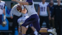 Washington QB Jake Browning Did 500 Pushups in Practice. Here's How to Get Close to That Number.