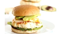 Jalapeno Chicken Burger