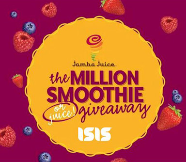 The Smoothie Giveaway