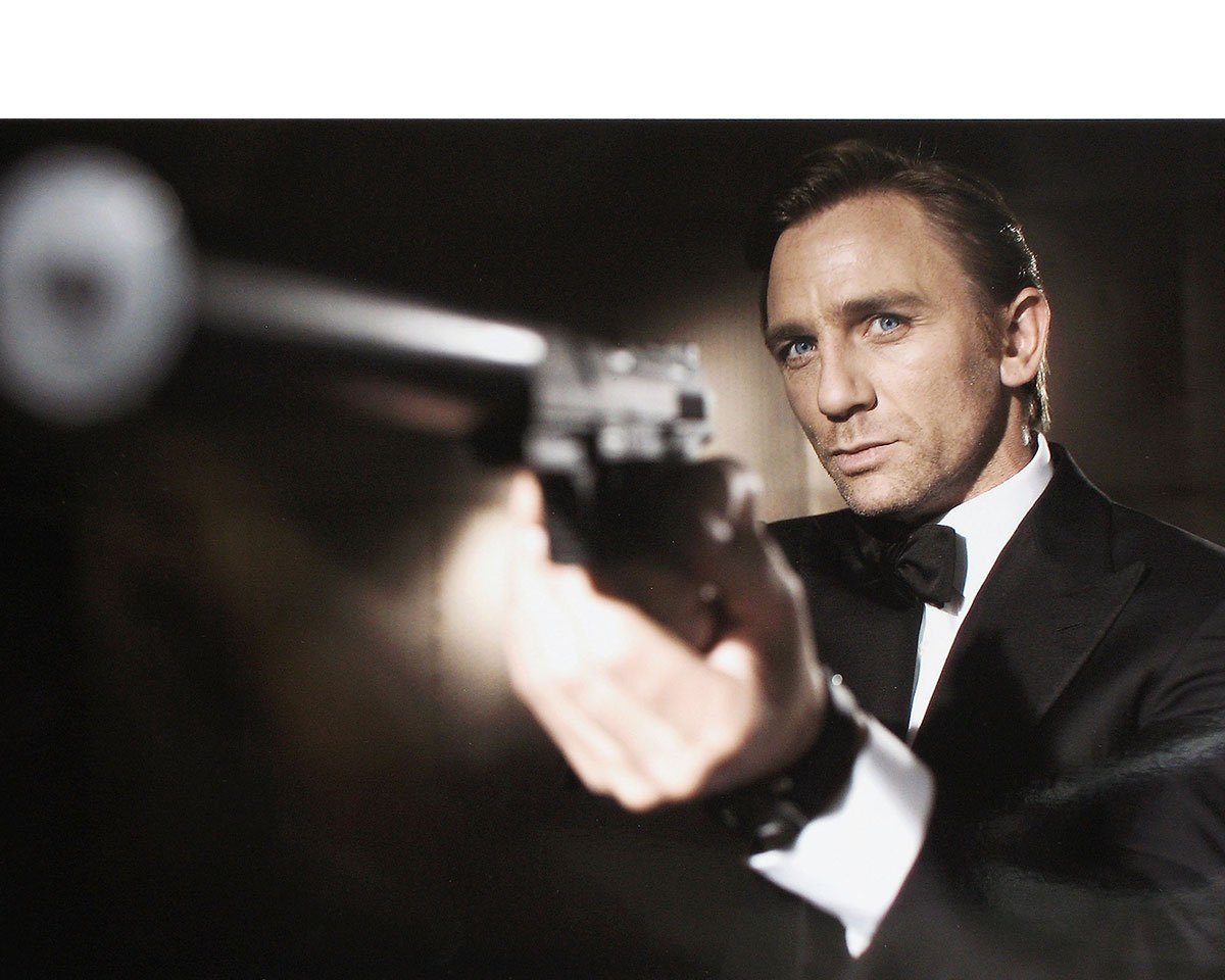 da36ce46771db Daniel Craig is On Board to Play James Bond For the Fifth Time ...