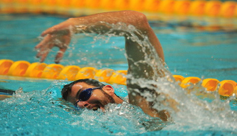 Australian Missile Crisis: Can US Freestyle Swimmer Nathan Adrian Catch Oz's James Magnussen?