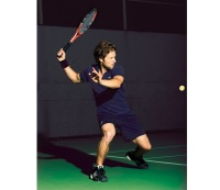 Smash the Opposition: Actor Jamie Bamber's Warrior Approach to Tennis