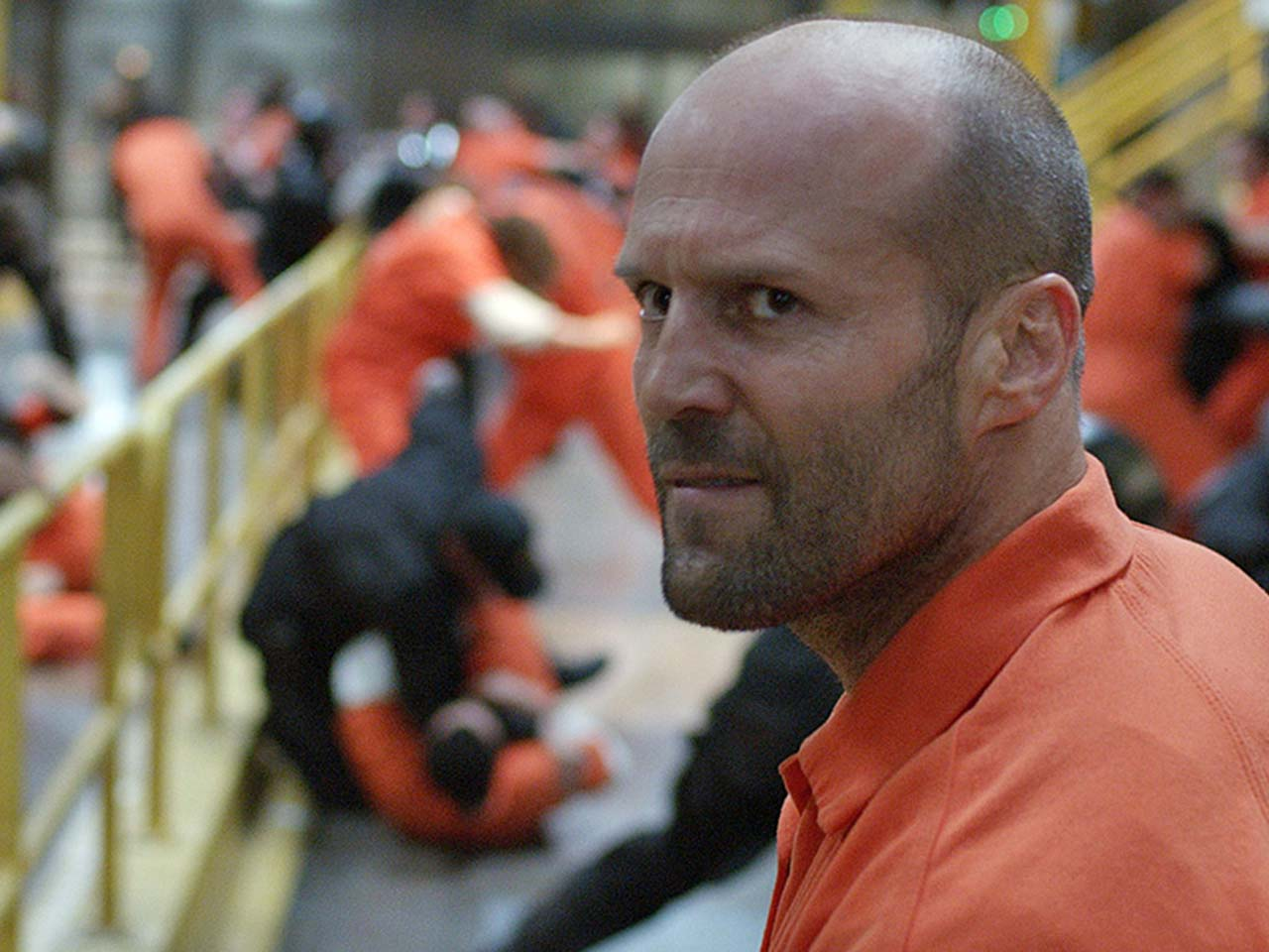 Jason Statham stars as Deckard Shaw in 'Fate of the Furious'