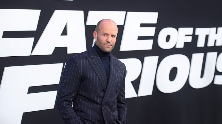 Jason Statham at The Fate Of The Furious Premiere