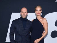 Jason Statham Rosie Huntington Whiteley