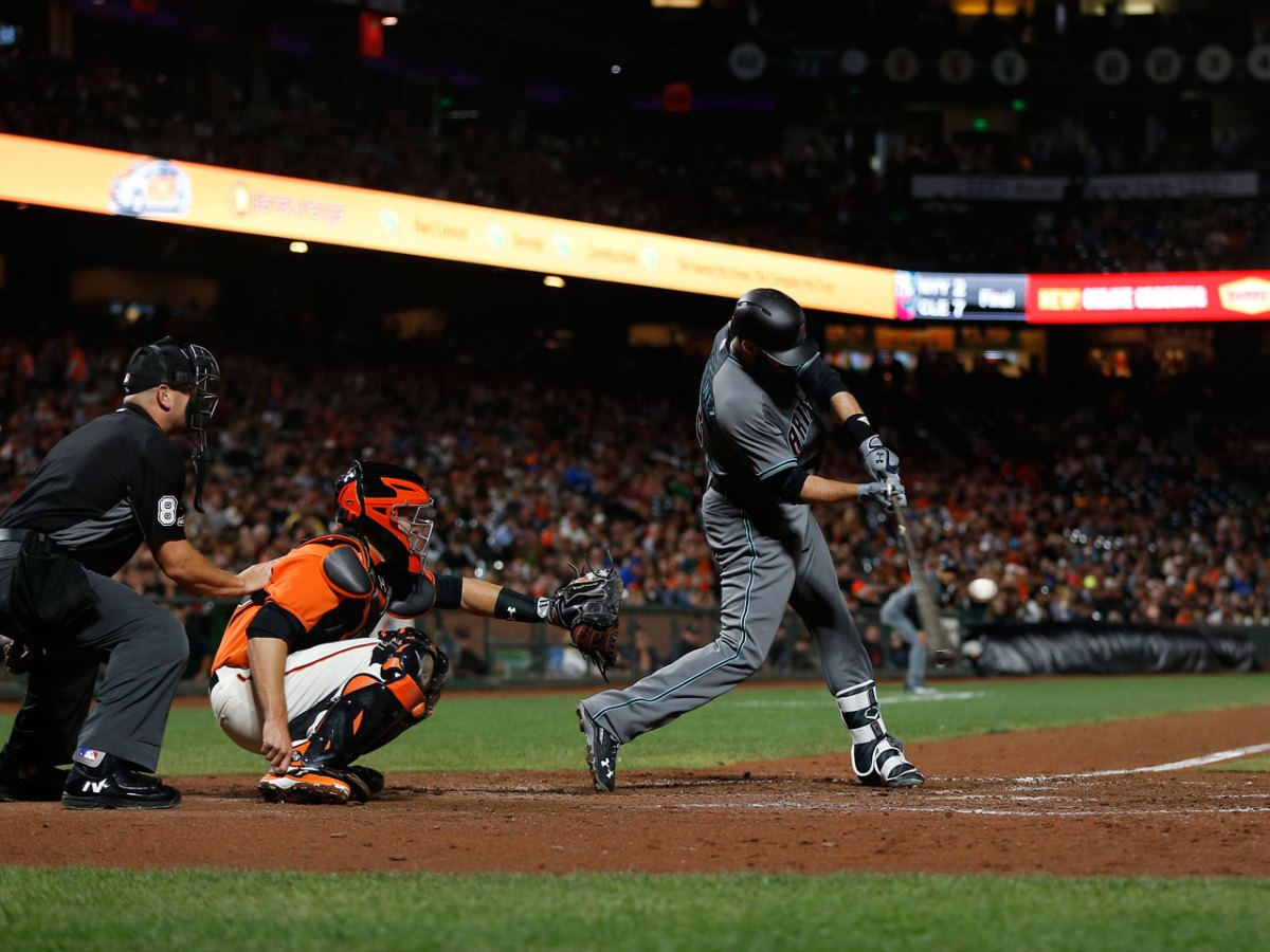 new concept d866f 10761 How Diamondbacks Player J.D. Martinez Trains and Works Out ...