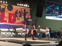 Jerry Pritchett sets record at Arnold Classic