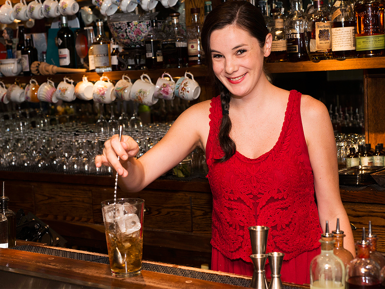 Jillian Vose: Beverage Director of The Dead Rabbit & BlackTail, NYC