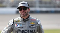Jimmie Johnson, NASCAR / Getty Images