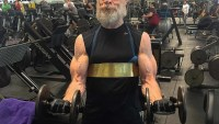 J.K. Simmons Gets Ripped