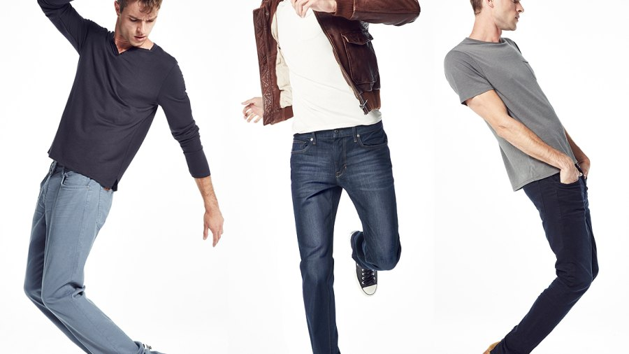 New Jeans That Stretch but Don't Stretch Out