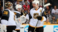 NHL Tough Guy: John Scott on How He Trains and Eats to Stay Strong on the Ice