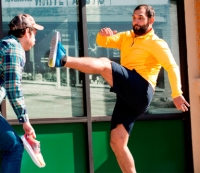 UFC Star Johny Hendricks' Speed Workout