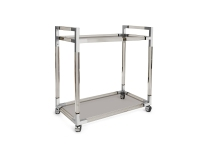 6. Invest in a bar cart