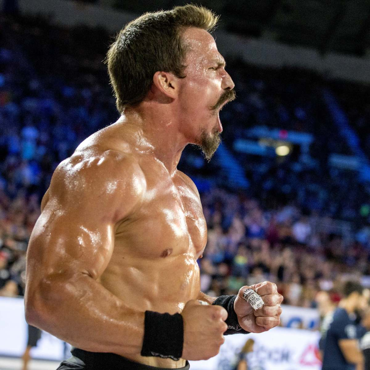 0f3686a124503 Exclusive Clip of CrossFit Games 2017 Documentary