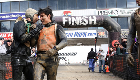 Train Like the World's Toughest Mudder