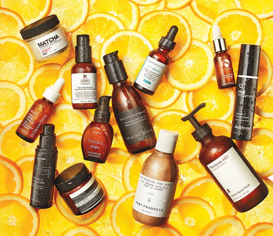12 Vitamin C-boosted Products That'll Rescue Your Dry, Dull Winter Skin