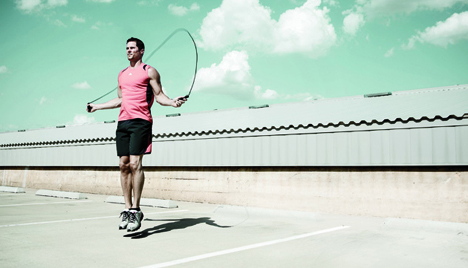 How to Jump Start Your Way Into Shape