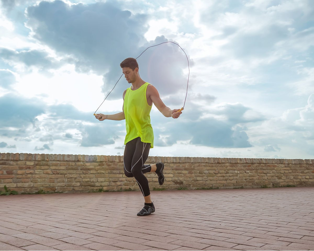 Jump Rope Workouts: The Best Jump Rope Workout