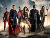 Batman, Superman, Aquaman, Wonder Woman, Flash, Cyborg of the Justice League